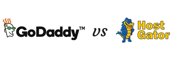 godaddy vs hostgator