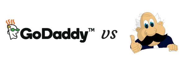 godaddy vs hostpapa