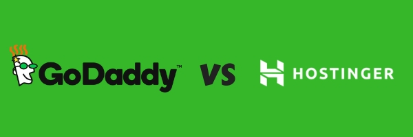 godaddy vs hostinger
